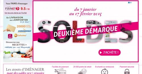 Code promo Imenager reduction 2019
