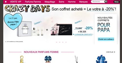 Code promo News Parfums reduction soldes 2019
