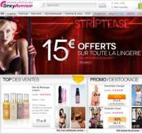code remise sexyavenue