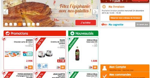 Code promo Auchan Direct réduction 2019
