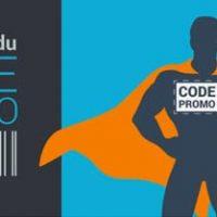Infographie les français et les codes promo