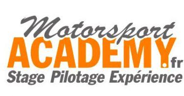 code promo Motrosport academy stage de pilotage