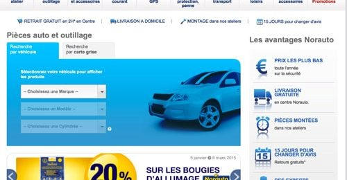 Code promo Norauto réduction soldes 2018