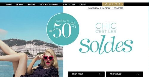 Code promo San Marina réduction soldes 2019