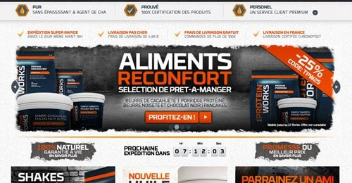 Code promo Theproteinworks réduction 2019
