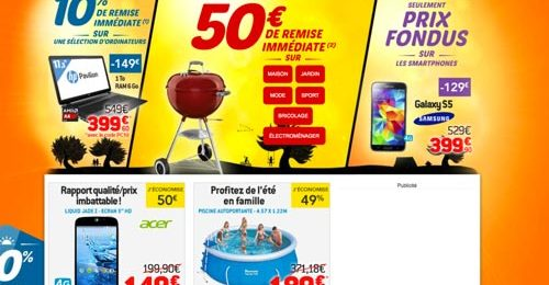 Code promo Rue du commerce réduction 2019