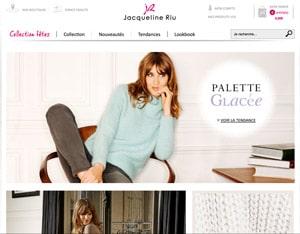 Code promo Jacqueline Riu réduction 2019