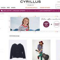 Code promo Cyrillus réduction soldes 2018
