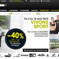 Code promo Go Sport réduction 2018