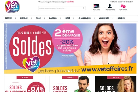 Code promo vet affaires reduction soldes 2018 for Reduc cdiscount 2015