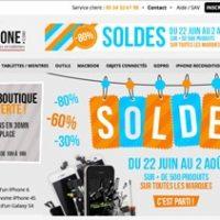 Code promo Tout pour iPhone réduction soldes 2018