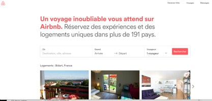 Code promo Airbnb coupon parrainage valide