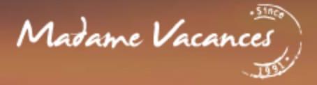 Code promo Madame vacances
