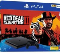 Pack PS4 500 Go + Red Dead Redemption 2