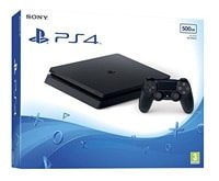 Console Sony PS4 500 G0 Noir